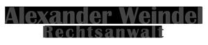 Kanzlei Weindel Logo